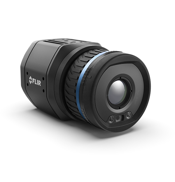 FLIR Axxx Bild-Streaming